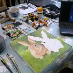 bunnies progress pic 3