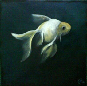 Oil white fish